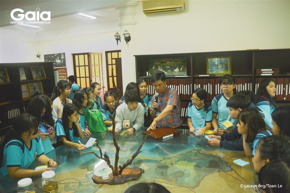 Tìm hiểu Khu Bảo tồn Thiên nhiên Bình Châu Phước Bửu