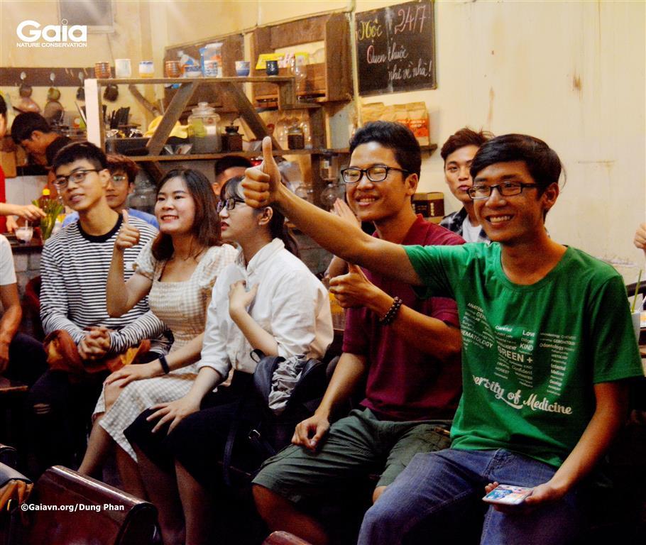 Hào hứng chia sẻ kinh nghiệm Du lịch Xanh.