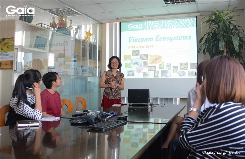 Giới thiệu các hệ sinh thái Việt Nam
