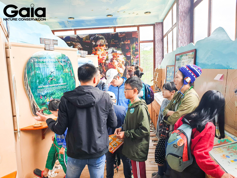 Hào hứng tìm hiểu Trung tâm du khách tại Bidoup