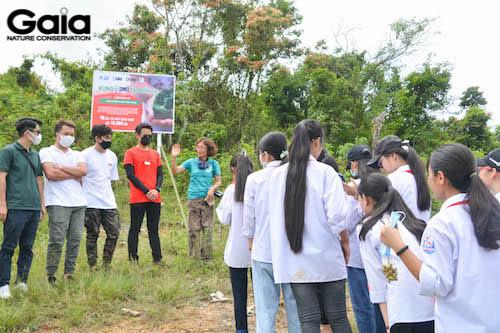 Tổng kết buổi trồng rừng ý nghĩa