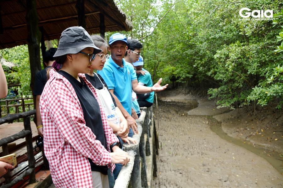 Tìm hiểu hệ sinh thái đất ngập mặn.