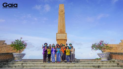 Tham quan Mốc điểm cuối đường Hồ Chí Minh