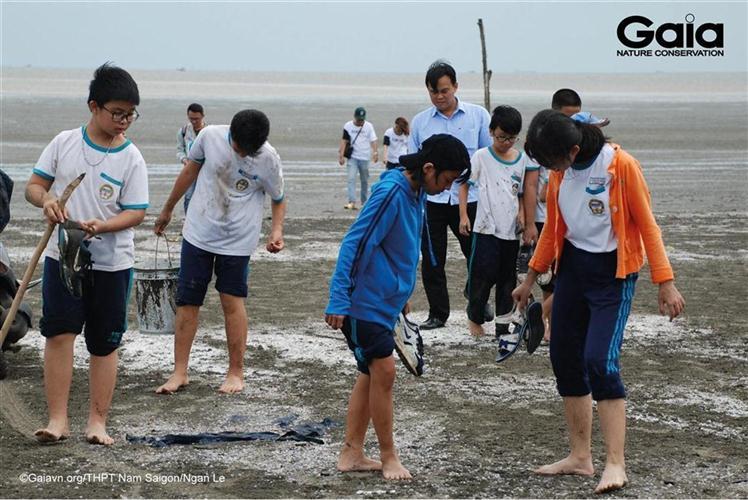 Nghiên cứu sinh vật biển