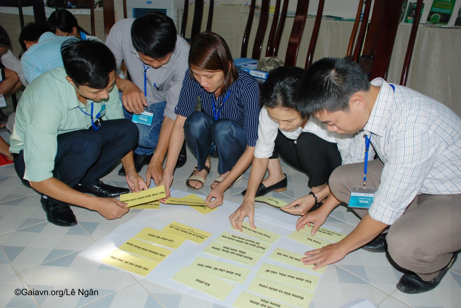 Tìm hiểu các hình thức giáo dục môi trường