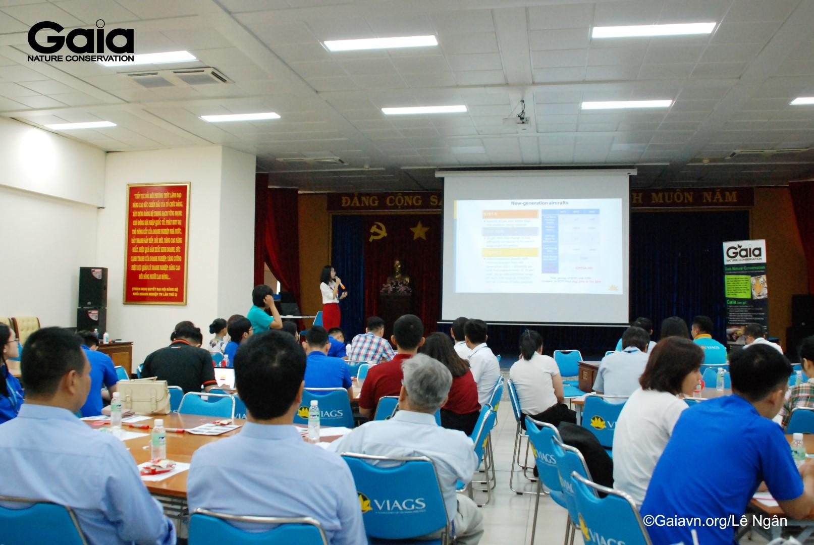 Tìm hiểu chính sách bảo vệ Môi trường của Vietnam Airlines