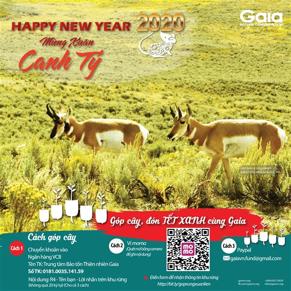 Lịch Gaia 2020 - Thiên nhiên