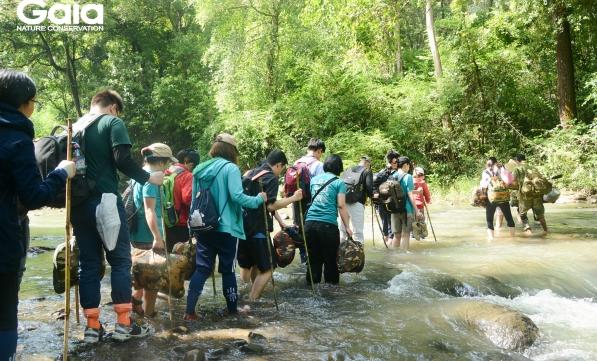 Trại thiên nhiên Gaia - Học tập trải nghiệm thiên nhiên